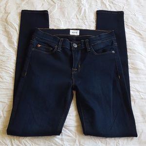 Hudson Jeans Nico Midrise Super Skinny Stretch 26